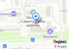 Компания «Рыболов на Щелковской» на карте