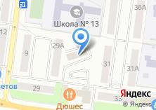 Компания «Прибор-М» на карте