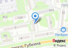 Компания «Парикмахерская на микрорайоне Приборостроитель» на карте
