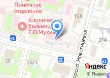 Компания «Станция скорой медицинской помощи» на карте