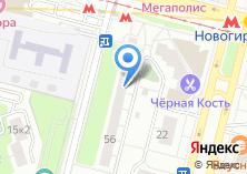 Компания «Сладкий магазин» на карте