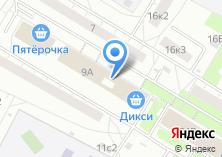 Компания «Рукодельница магазин товаров для творчества и рукоделия» на карте