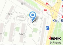 Компания «Участковый пункт полиции район Выхино-Жулебино» на карте