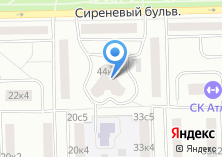 Компания «Сиреневый 44-1» на карте