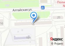 Компания «ОПОП Восточного административного округа район Гольяново» на карте