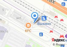 Компания «Кафе быстрого питания на ул. Хлобыстова» на карте