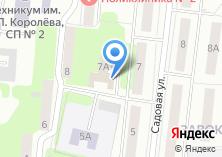 Компания «Профигарант» на карте