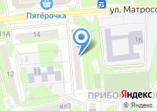 Компания «ПивОварЪ сеть магазинов разливного пива» на карте