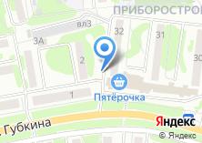 Компания «ОсколХлеб-Плюс» на карте