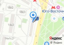Компания «Магазин хлебобулочных изделий на Ташкентской» на карте