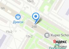 Компания «Эко-Сервис» на карте