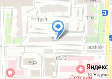 Компания «Уфа» на карте