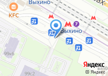Компания «Блинная №1» на карте