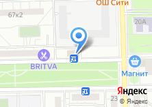 Компания «Восточный Квартал» на карте