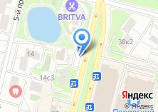 Компания «Цветочный ряд» на карте