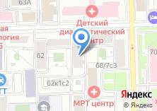 Компания «Мир РТИ Проф» на карте