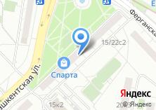 Компания «Олар» на карте