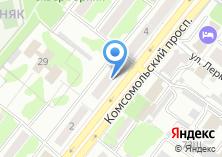 Компания «ОРТО-ДОКТОР» на карте