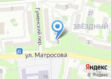 Компания «Рео» на карте
