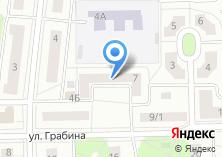 Компания «Юрисдикция» на карте