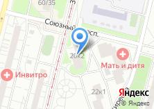 Компания «Жилищник района Новогиреево» на карте