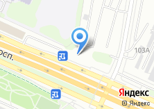 Компания «Центр шиномонтажа на Рязанском проспекте» на карте