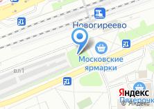 Компания «Магазин фастфудной продукции на Кетчерской» на карте
