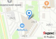 Компания «AvtoAll» на карте