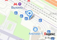 Компания «Магазин фруктов и овощей на Хлобыстова» на карте