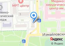 Компания «Жужа» на карте