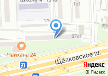 Компания «Ваш облик» на карте