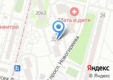 Компания «ТК Север+» на карте