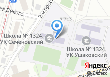 Компания «Средняя общеобразовательная школа №409» на карте