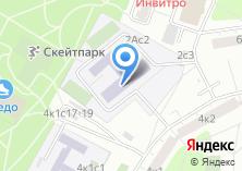 Компания «Средняя общеобразовательная школа №781» на карте