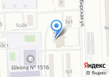 Компания «Гольяново» на карте