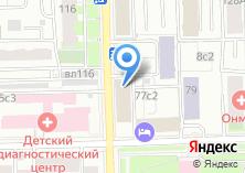 Компания «Мировые судьи Ивановского района» на карте