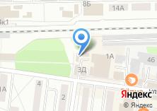 Компания «Малютка» на карте