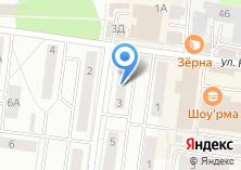 Компания «Судак» на карте