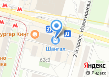 Компания «ДетМарт» на карте