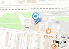 Компания «Аир фиеста» на карте