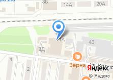 Компания «ФЕДЕРАЦИЯ ФУТБОЛА ГОРОДА КОРОЛЕВА» на карте