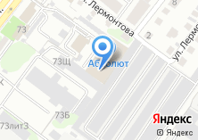Компания «Синтез» на карте