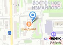 Компания «Уникром-строй» на карте
