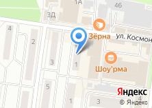 Компания «Фабрика-прачечная №19» на карте