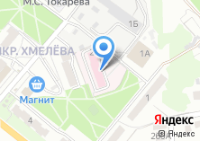 Компания «Старооскольский наркологический диспансер» на карте