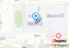Компания «Средняя общеобразовательная школа №316» на карте