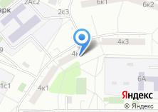 Компания «Машпроект» на карте