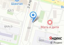 Компания «Кристалл-Л» на карте