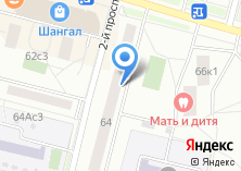 Компания «Совет ветеранов №4» на карте