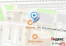 Компания «Компьютеры» на карте